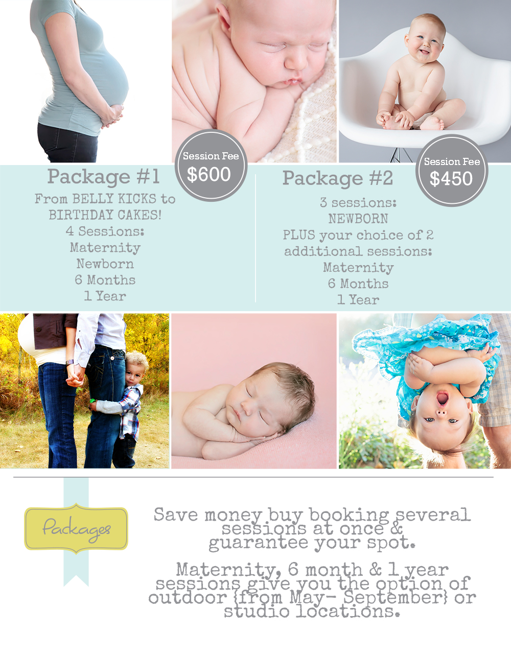 page18QMCpackages1 Package Pricing