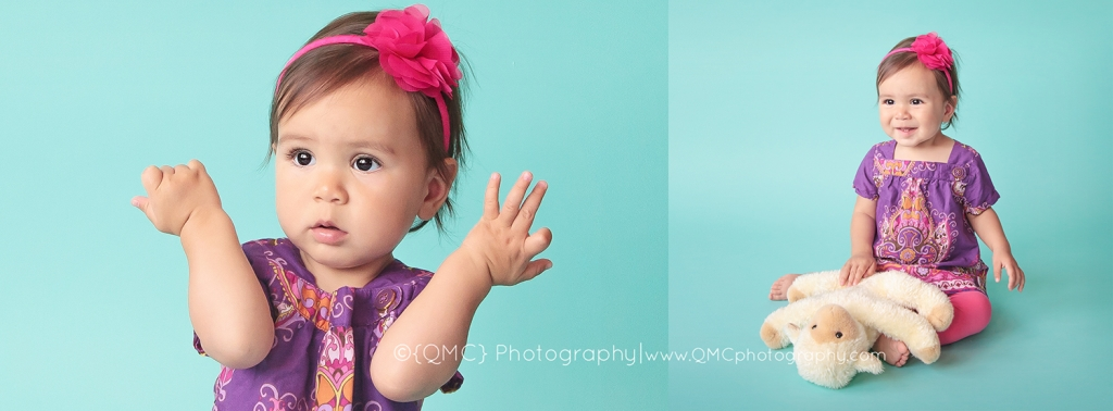 Calgary Alberta Baby Photographer Collage 1024x378 Ellie {1 year} | Calgary Alberta Baby Photographer