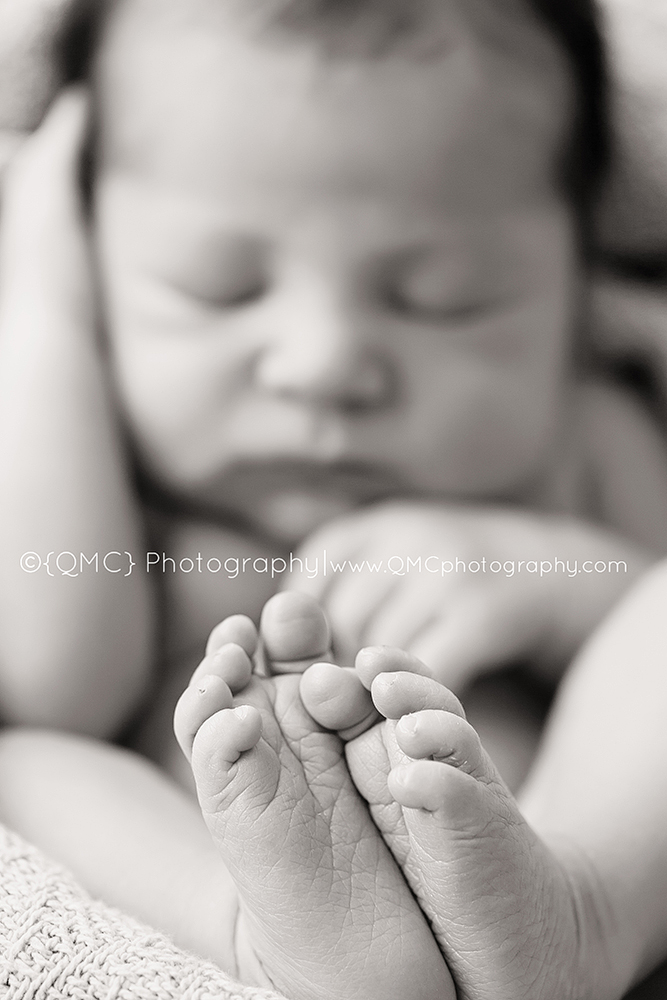 Calgary Alberta Newborn Photographer 357BW Abigail, from bump to 5 days old | Calgary Alberta Newborn Photographer