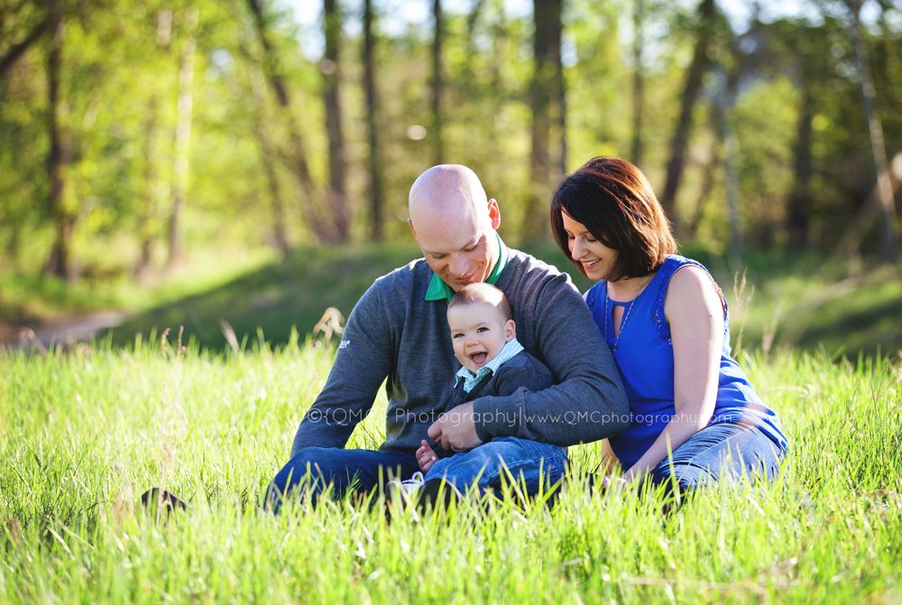 Calgary Alberta Newborn Baby Child Photographer 062 Reilly is ONE | Calgary Alberta Baby Photographer