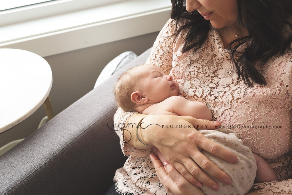 Calgary Newborn Photography 3 1024x682 Welcoming Sofia Rose